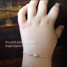 baby jewelry baptism gold baby bracelet birthstone bracelet baby boy gift baby