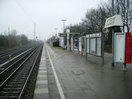 Mittlerer Landweg station