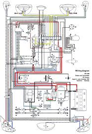 thesamba com type 1 wiring diagrams within vw beetle diagram