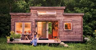 recycled materials boost the appeal of a tiny house mnn mother