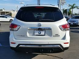 nissan pathfinder platinum midnight edition 2015 used nissan pathfinder 4wd 4dr platinum at bmw of san diego