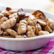cuisiner ris de veau recette poêlée de ris de veau aux cèpes