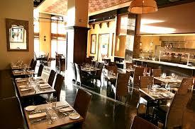 urban chic restaurant hospitality interior design of pican