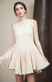 sleeveless dress eyelet textured sleeveless dress moon river
