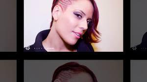 hair undercut female 50 undercut hairstyles with hair tattoos for women youtube