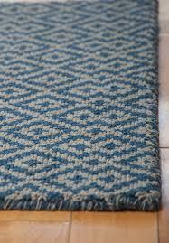 Cotton Weave Rugs Barcelona Denim Taupe Eco Cotton Loom Hooked Rug Hook U0026 Loom