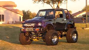 suzuki samurai lifted 1988 suzuki samurai custom f128 1 houston 2015