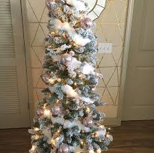 how to trim your tree in vogue style the vogue room