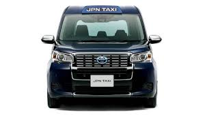 toyota has a new taxi for japan and it runs on lpg