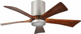 hugger style ceiling fan matthews ir5hlk bn irene contemporary brushed nickel interior