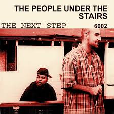 Death Stairs by Death Of A Salesman People Under The Stairs