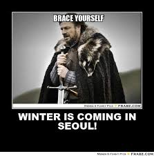 Meme Creator Brace Yourself - brace yourself for winter beucase is coming fast inspiring quotes