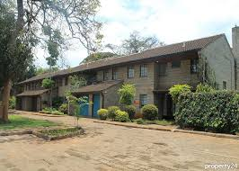 4 bedroom townhouse to rent in muthaiga
