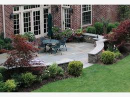 Concrete Patio Covering Ideas Stamped Concrete Patio On Patio Covers And Lovely Patio