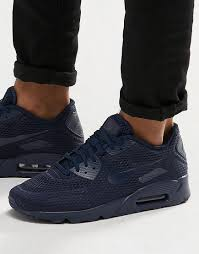 siege nike big sale nike air max 90 ultra breathe trainers 725222 010 size