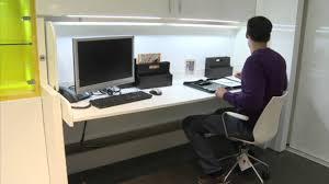 Aufklappbare Schreibtische Häfele Mit Tavoletto In Sekunden Vom Schreibtisch Zum Bett Youtube