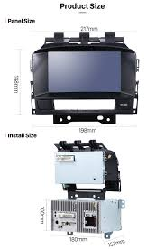 1024 600 touchscreen bluetooth android 6 0 for 2010 2013 opel