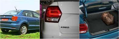 volkswagen ameo vs vento wheelmonk volkswagen ameo review brawn meets practicality