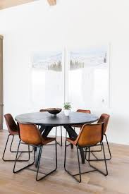 Modern Dining Room Chairs Leather 408 Best Dining Room Images On Pinterest Dining Room Dining