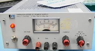 Dc Bench Power Supplies - hp harrison 6200b dc power supply to 40v or 1 5a lab bench style