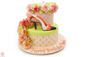 high birthday cakes s 90th high heel inspired birthday cake birthday cakes