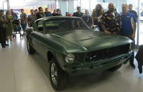 ford mustang specialist authenticity of bullitt mustang in mexico confirmed car