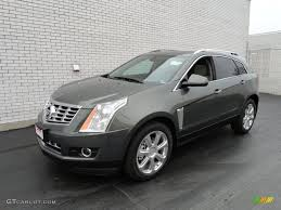 cadillac srx 4 2013 2013 evolution green metallic cadillac srx performance fwd