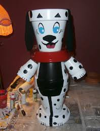 flower pot dog i made 5 20 13 can u0027t wait til it u0027s dry so i can