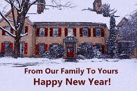 from our family to yours happy new year