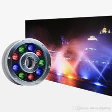 led fountain lights underwater best quality underwater fountain light led 6w 9w 12w 15w 18w ip68