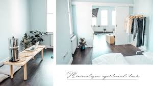 new london apartment tour vegan minimalist apartment silke