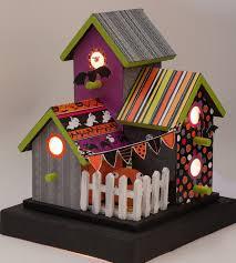 Halloween Bat Lights by Mambi Halloween House On Crafts U0027n Things Blog U2014 Me U0026 My Big Ideas