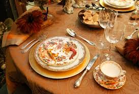 table setting ideas for thanksgiving dinner times free press