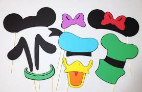 mickey mouse photo booth props 9 mickey and friends photo booth props disney photo booth props