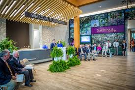 new i 95 georgia welcome center is open savannah area chamber