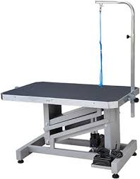 large dog grooming table electric grooming tables for large dogs 2 table reviews