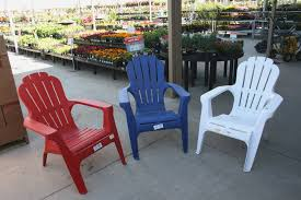 Plastic Chairs Home Depot Painting Plastic Adirondack Chairs Painting Plastic Adirondack