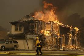Wildfire California Video by Northern California Wildfires Firefighters Continue To Battle