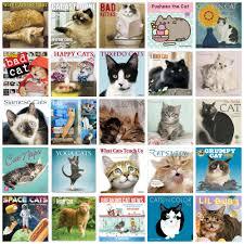 Grumpy Cat Mini Wall Calendar - 2018 desk calendars for cat lovers meowaf
