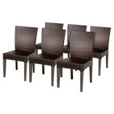 Outdoor Dining Area With No Chairs Vintage Thomasville Dining Chairs Set Of 6