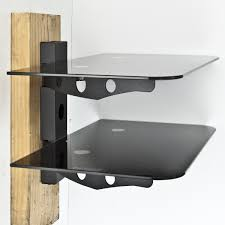 wall shelf for tv cable box