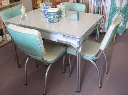 1950s Kitchen Cabinet Captivating 25 1950s Kitchen Table And Chairs Inspiration Of Best