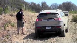 jeep van 2014 2014 jeep cherokee off road media drive youtube