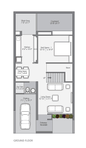 Bungalow Ground Floor Plan by Glorina Valley Floor Plans U0026 Specifications Sns Group Sns