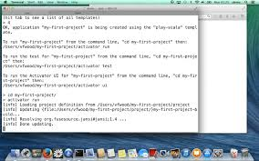 tutorial java play tutorial 1 hello world using scala play and eclipse youtube