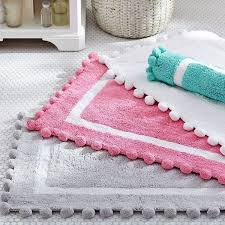 Pink Bathroom Rugs And Mats Stylish Pink Bathroom Rugs With Best 25 Pink Bath Mats Ideas