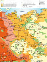 Holy Roman Empire Map Ostsiedlung Was The Medieval Eastward Migration And Settlement Of