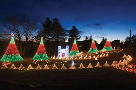 Reid Park Zoo Christmas Lights by Christmas Breaks Winston Salem Monthly Journalnow Com
