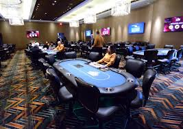 sugarhouse casino table minimums a look inside rivers casino as it readies for opening day the