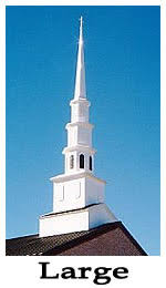 church steeples for sale fiberglass church steeples delivery to continental us